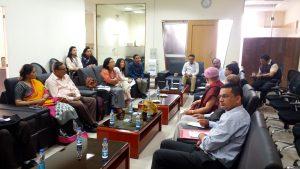 Consultation Meeting - Sikkim
