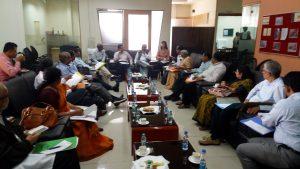 Consultation Meeting - Goa - 9th Nov, 2017