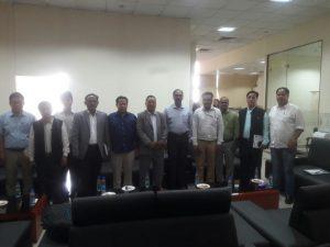 Consultation Meeting with Arunachal Pradesh