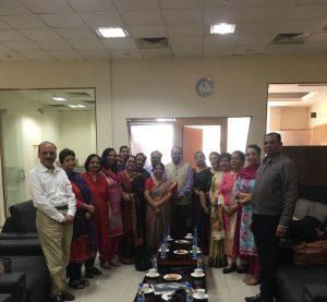 Consultation Meeting - Chandigarh
