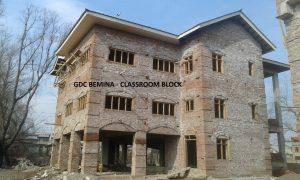 GDC - Bemina Classroom Block