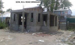 GCW M.A. Road, Srinagar