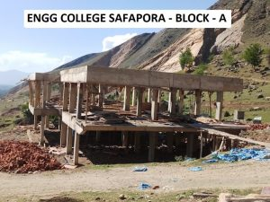 Engg College - BLOCK A - J&K