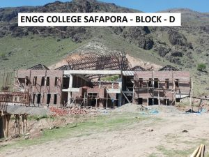 Engg College - BLOCK - D - J&K