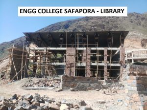 Engg College - Library - J&K