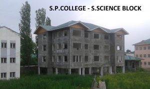 S.P.C - S.SCIENCE BLOCK - J&K