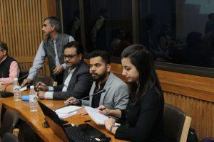 RUSA Review Meetings 17th November 2018